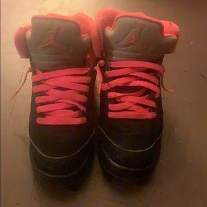 6Y Jordan 5s